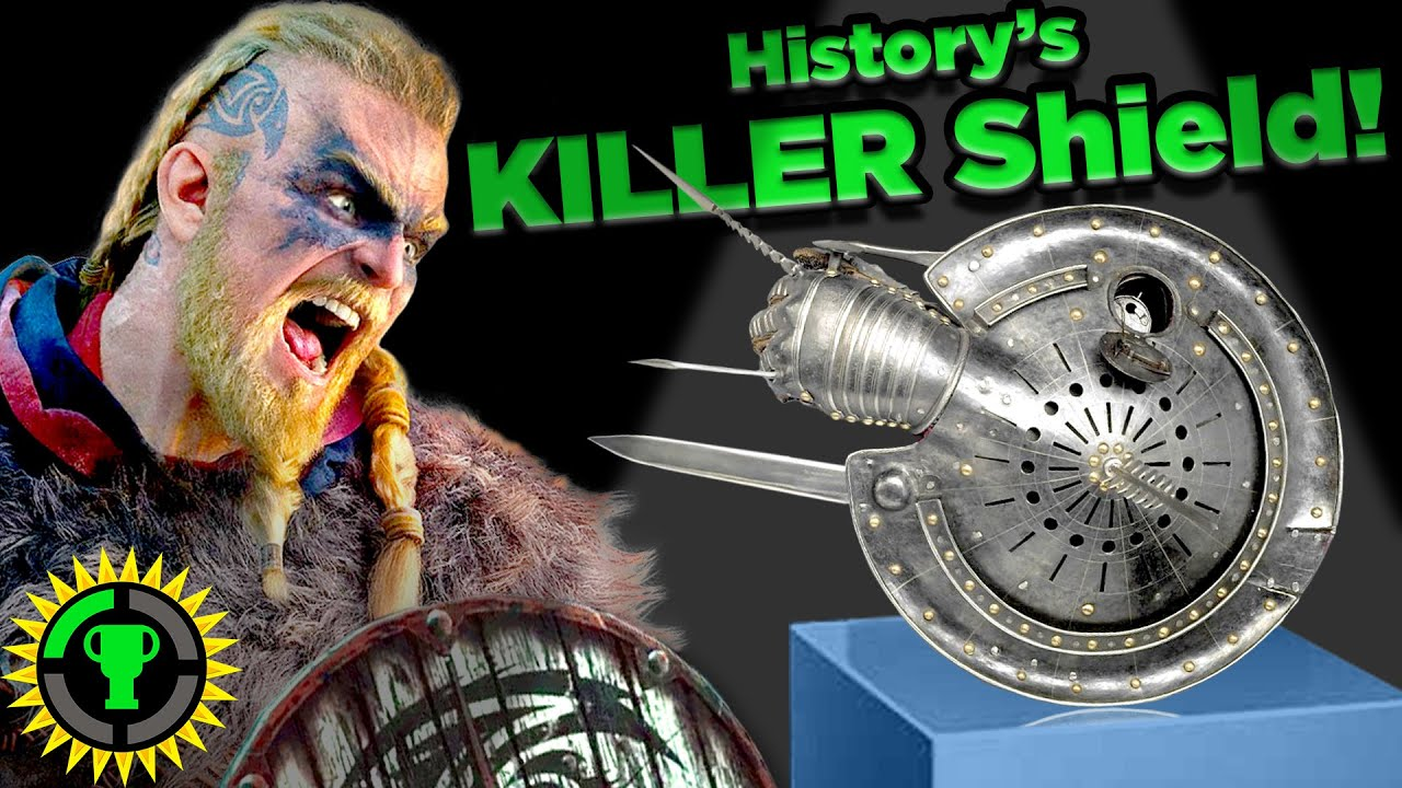Game Theory: Is A Shield Your BEST Weapon? (Assassin's Creed Valhalla)