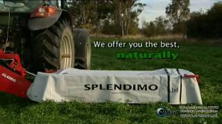 Lely Splendimo 240 classic - kosiarki dyskowe