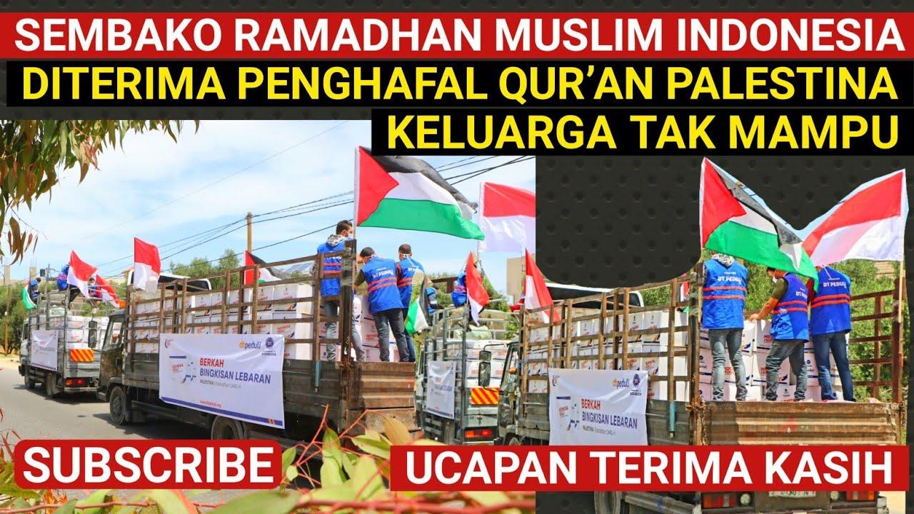 🔴SEMBAKO RAMADHAN MUSLIM INDONESIA DITERIMA PENGHAFAL QUR'AN‼️