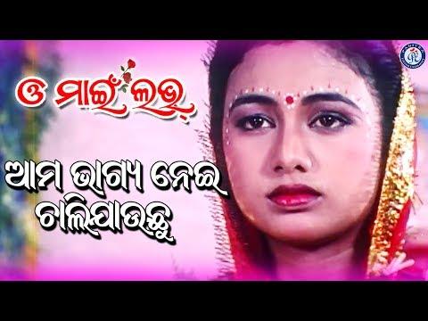 Ame Ama Bhagya Nei Chali Jauchu | O My Love | Movie Scene | Pabitra Entertainment