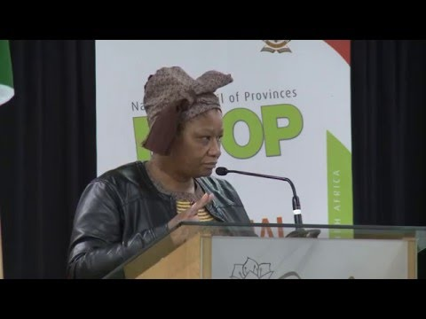 NCOP Eden District Report Back on Taking Parliament To The People Promotional video 2016
