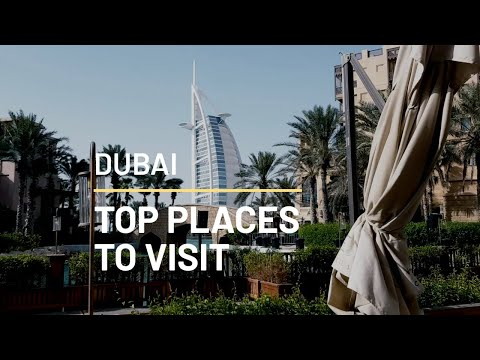 TOP PLACES IN DUBAI I DUBAI TOP ATTRACTIONS 2020 I TOP PLACES TO VISIT I