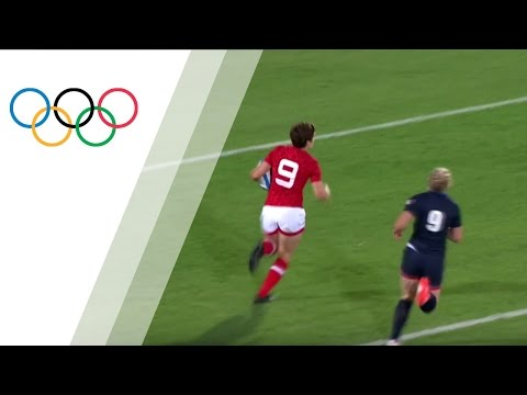 Tears for GB: Canada takes bronze in Rugby Sevens