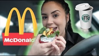 EATING KETO FAST FOOD ALL DAY (WHAT TO ORDER)