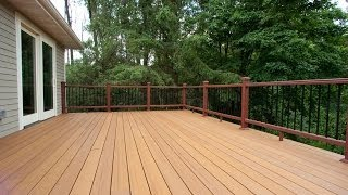 Deck Construction Guide, Concrete Deck Plans, Decking Design Ideas, Starship Deck Plans