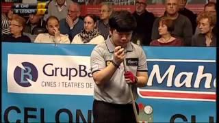 Rubén Legazpi vs Cho Myung Woo  Ciudad de Barcelona 12 2015 FINAL