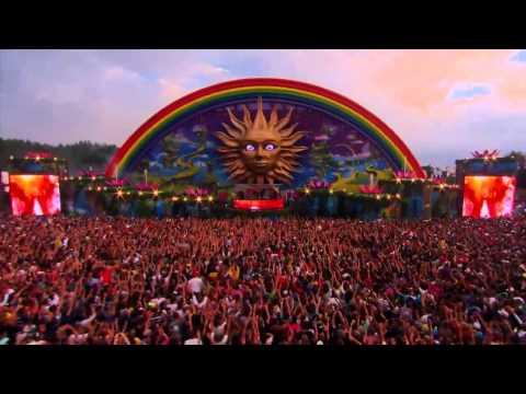 David Guetta & Glowinthedark feat. Harrison - Ain't A Party Official Lyrics Video (HQ)
