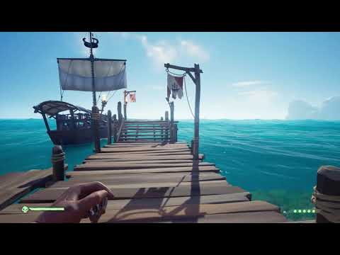 Sea Of Thieves || Hunting Voyage || Episode 4