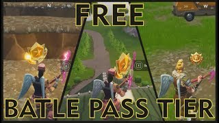 FORTNITE-FREE SECRET CATEGORY OF THE FIRST 3 WEEKS SAISON 5