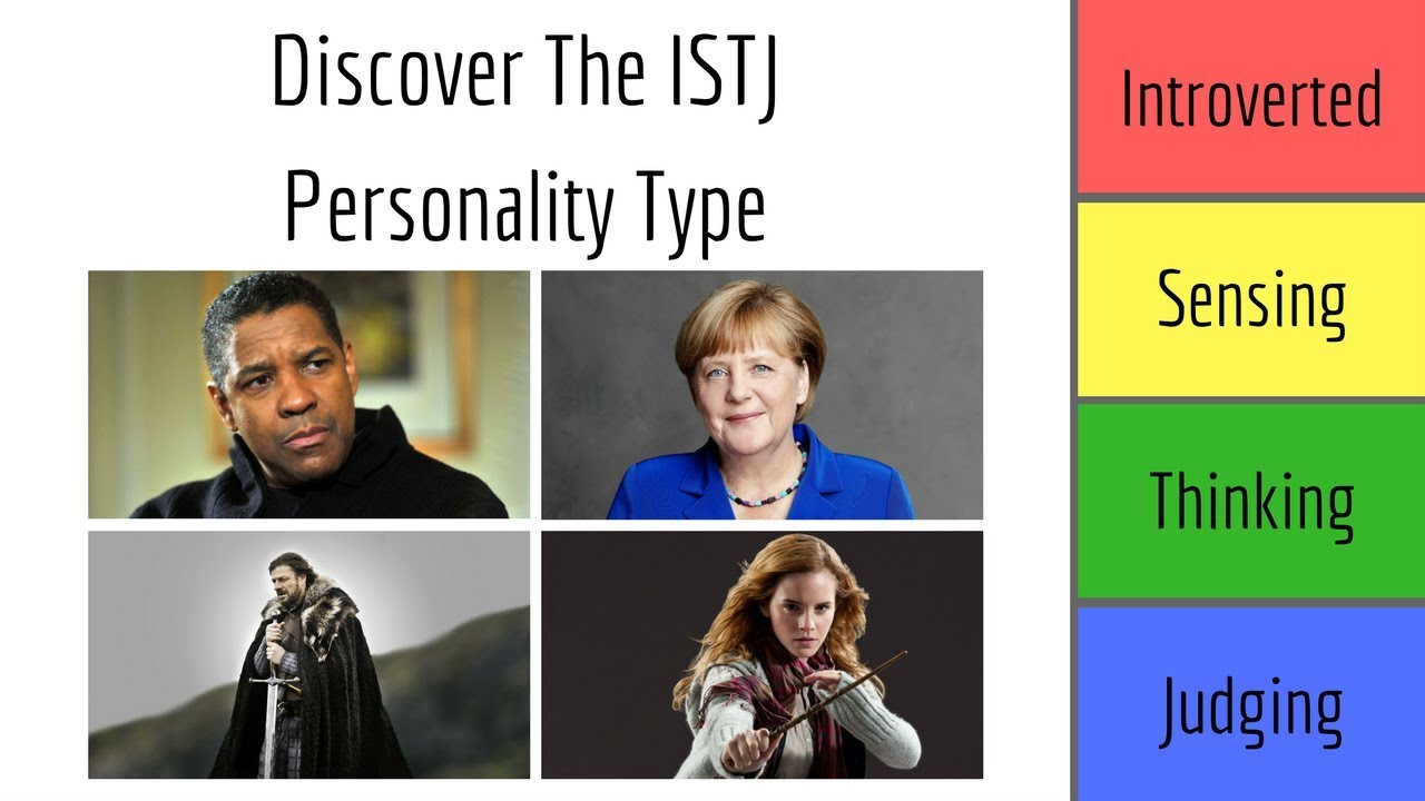 what is a istj personality