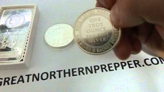 Prepper Investing in Silver and Gold: Coins and Bullion