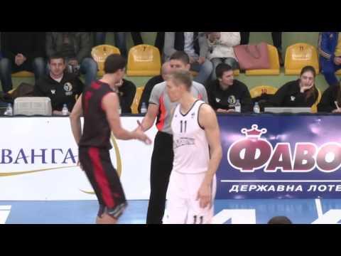 SC Kryvbas vs Cherkasy 09 01 2016