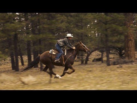 Horseback Riding near Bryce Canyon ~ Slow Motion