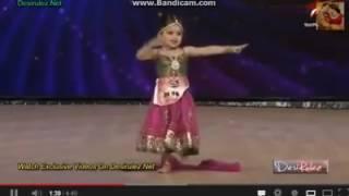 Dans india dans little chans