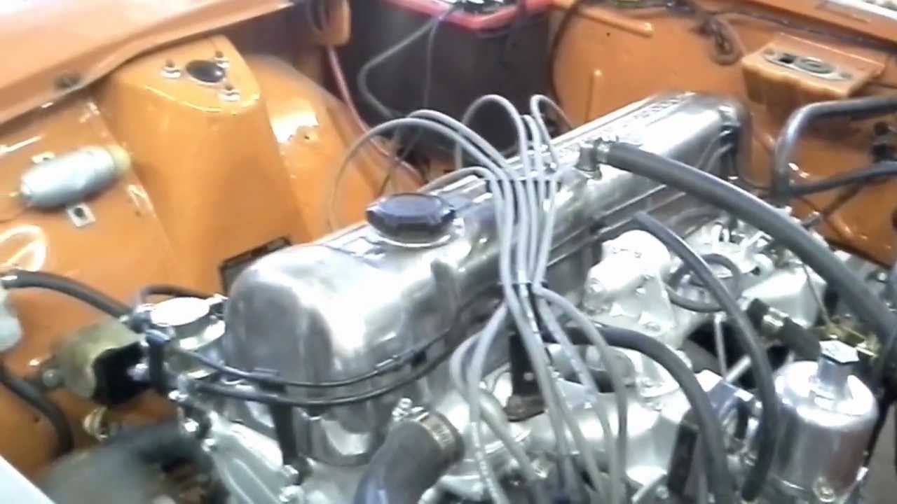 280z Wiring Harness Rebuild How To Trusted Diagram Rebuilders 1971 Datsun 240z Engine First Startup Youtube Water Temp Sensor