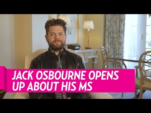 Jack Osbourne Opens Up About His MS