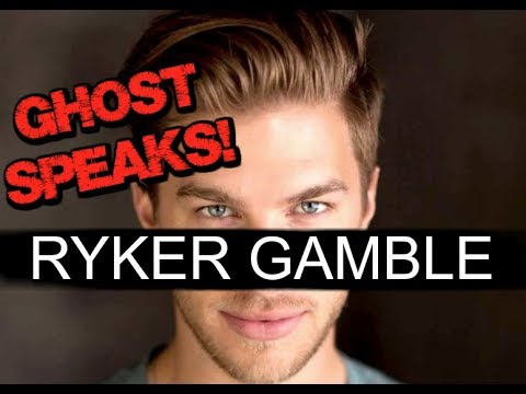 HIGH ON LIFE YOUTUBER RYKER GAMBLE SPEAKS FROM THE DEAD!