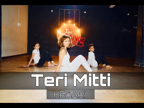 Teri Mitti | Kesari | Contemporary Dance | Payal Rawat Choreography