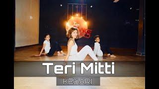 Teri Mitti | Kesari | Contemporary Dance | Payal Rawat Choreography
