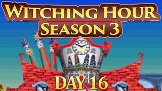 Witching Hour Season 3, Day 16: The Definition of Hubris