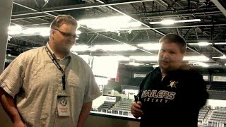 Wheeling Nailers Weekly, Playoff Edition Sponsored by Sports Monger