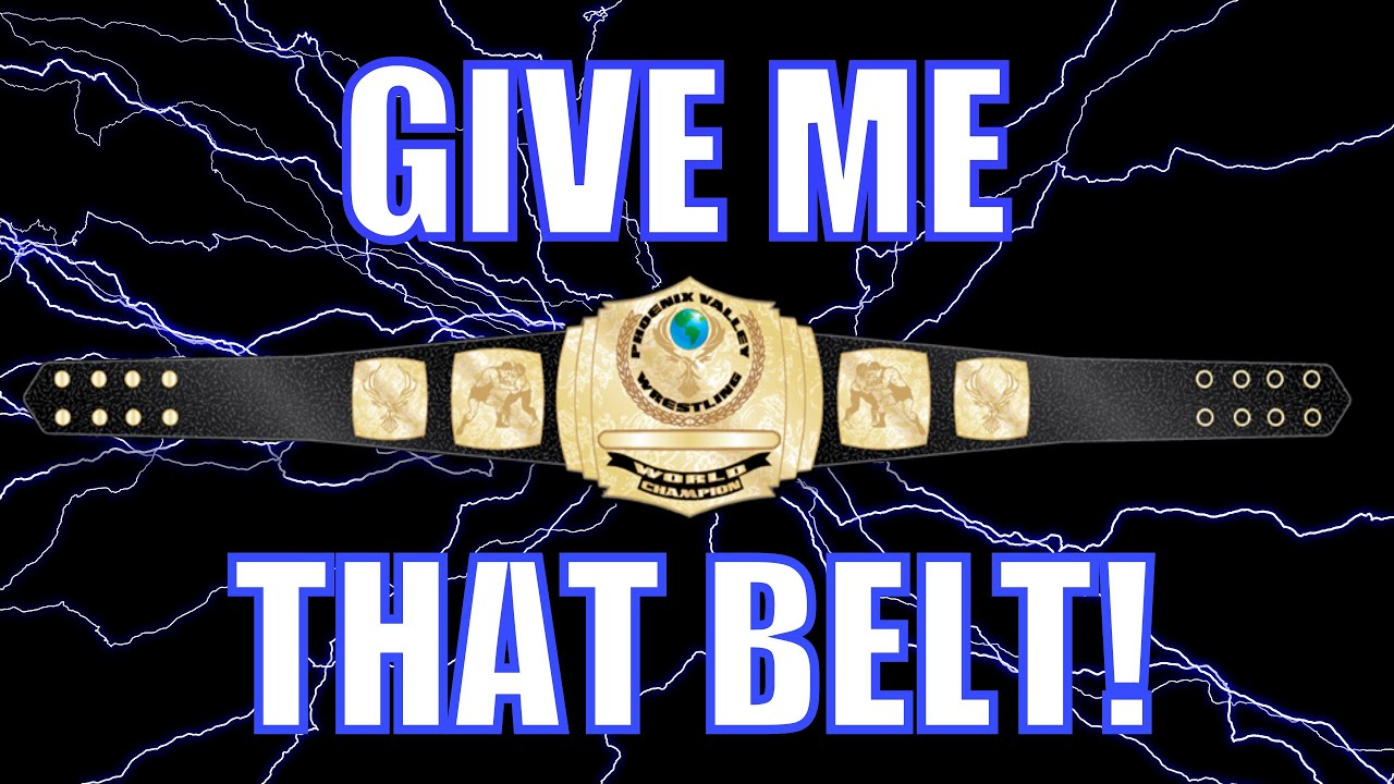 give me that belt calling out robb banks of chw backyard youtube