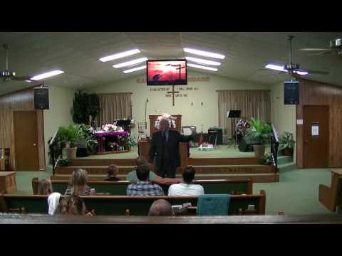 Pastor Carter 6 11 2017