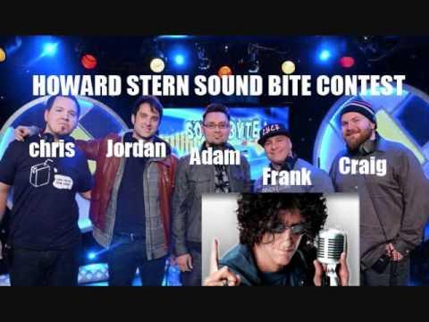 HOWARD STERN SOUND BITE CONTEST