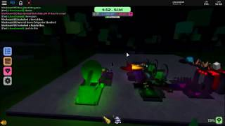 ROBLOX!!! Miners Haven Re'z DD Setup low life or high