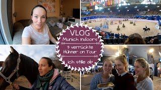 Munich Indoors |Unterwegs mit meinen Mädels |Ich stille ab |VLOG |Kathis Daily Life