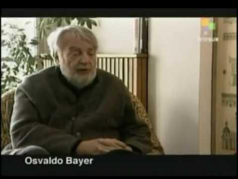 Osvaldo Bayer   (entrevistado por Viglietti)