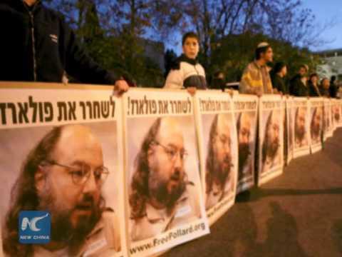 US releases Israeli spy