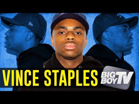 Vince Staples on 'FM!', Being Sober, Mac Miller & Being Real in a Relationship