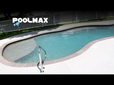 PoolMax, LLC Pool Build - Gunite Shelf