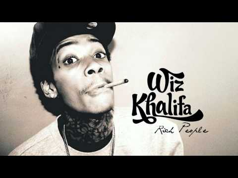 Wiz Khalifa - Rich People - Official