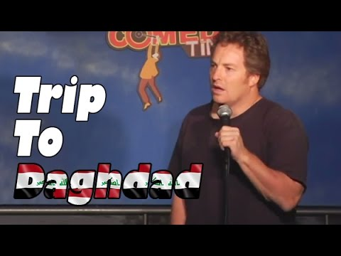Trip to Baghdad - Comedy Time