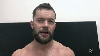 Finn Bálor thanks the WWE Universe in Europe and the U.K.