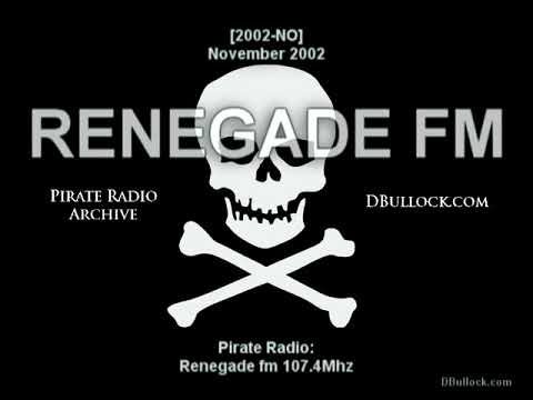 [2002-NO] Renegade fm MC Live ~ November 2002 ~  Pirate Radio