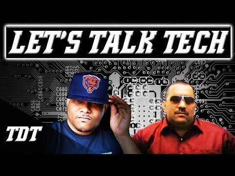 Let's Talk About Tech Episode #4: Bixby Button Remap, S10 Talk, Galaxy Fold Case & More