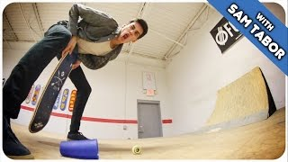 EXTREME SKATEPARK MINI-GOLF!