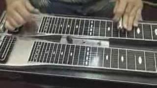 Bobbe Seymour on steel guitar