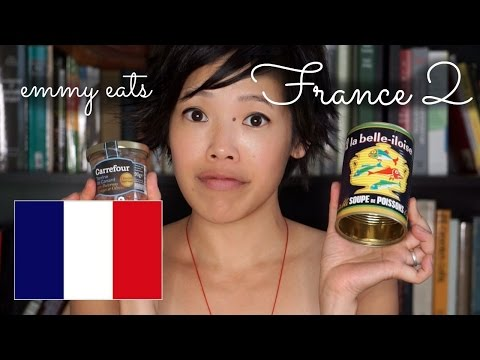 Emmy Eats France 2 - an American tasting French treats
