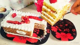 Очен Вкусный торт Удачный лёгкий рецепт