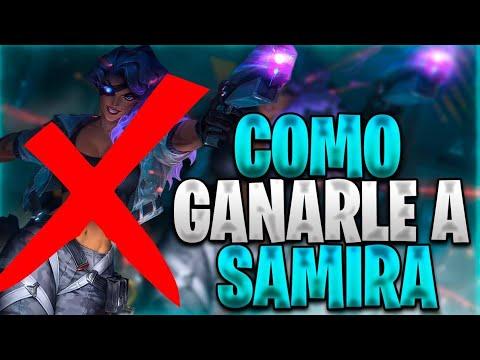 COMO GANARLE A SAMIRA?! COUNTER DE SAMIRA! - Apoka