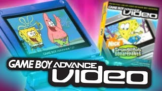 Cartoons on Game Boy Advance Video Were ICONIC