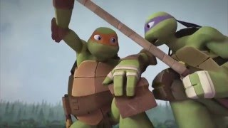 Donnie Quotes- THE REMIX .: LOL!! :. (TMNT 2012 SEASON 3) ft. Mikey