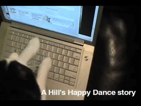 Hill's Happy Dance: Kitty House Party