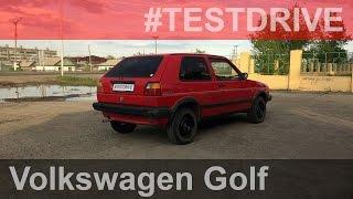 #TESTDRIVE Volkswagen Golf II [1988]