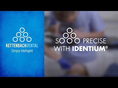 So precise with Identium® - Heavy & Light precisie afdrukmateriaal