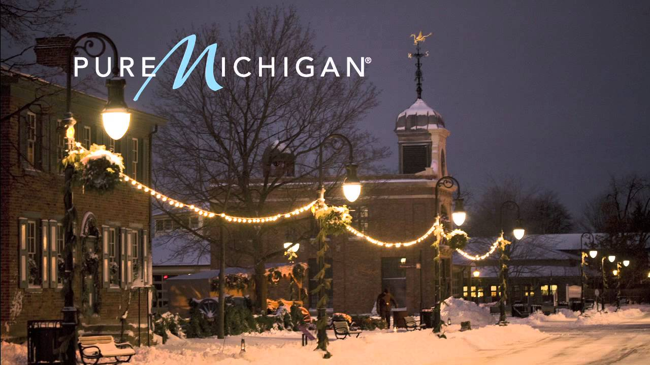 Greenfield Village Christmas.Holiday Nights In Greenfield Village Pure Michigan